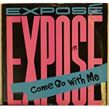 Come Go With Me(3 Mixes-12 Inch Single Record/Vinyl)