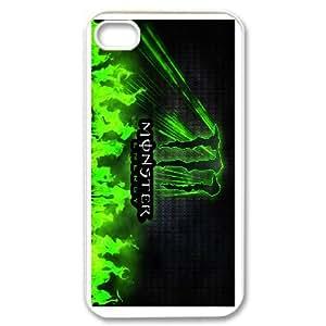 iPhone 4,4S Phone Case Monster Energy C-CX530020