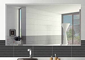 Magnificent 29 Inch White Bathroom Vanity Tall Plan Your Bathroom Design Shaped Mosaic Bathrooms Design Reviews Best Bathroom Faucets Youthful Granite Bathroom Vanity Top Cost BlueLighting Vanity Bathroom Amazon.com: Fab Glass And Mirror Rectangle Beveled Polish ..