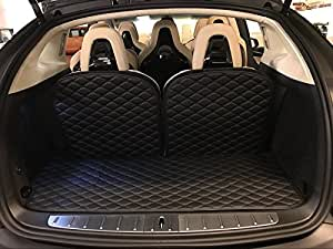 Amazon Com Worth Mats Rear Trunk Mat For Tesla Model X 6