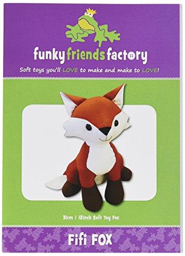 (Funky Friends Factory FFF50467 Fifi Fox Pattern)
