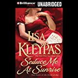 Bargain Audio Book - Seduce Me at Sunrise
