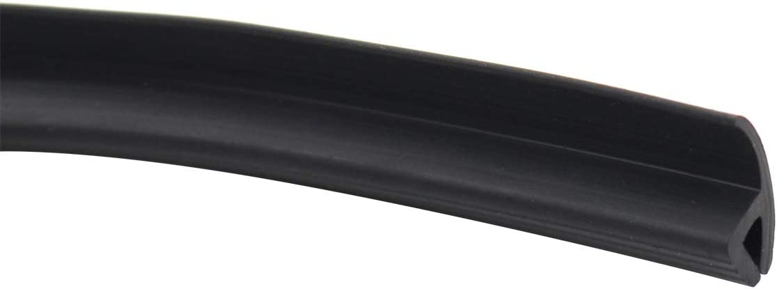 NewYall Front Windshield Upper Moulding Seal