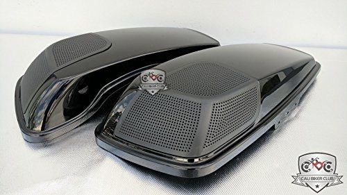 Harley Speaker Lids - 4