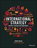 International Strategy: Context, Concepts and Implications.