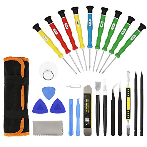 E.Durable Repair Tools Screwdrivers Kit for iPhone iPad iPod
