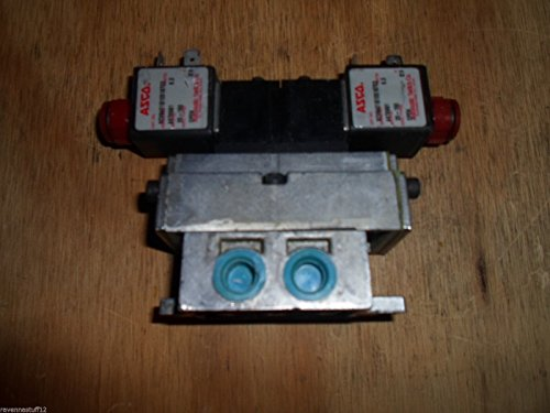 ASCO SCX8401B10518703 PNEUMATIC VALVE 120 VAC (NEW IN BOX)