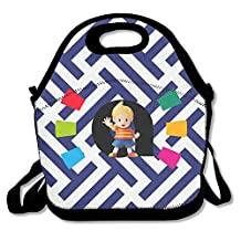 Lucas Amiibo Lunch Bag,Lunch Tote,Lunch Tote Bag,Lunch Boxes