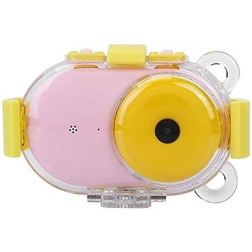Tosuny Impermeable HD Cámara Digital para Niños 2.4 Pulgadas ...