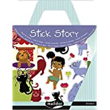 Maildor Sticker Stories Princesses