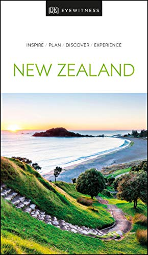 DK Eyewitness Travel Guide New Zealand