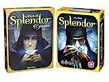 Fantasy Flight Games Splendor with Splendor: Cities of Splendor Expansion