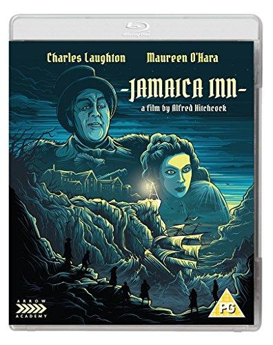 Jamaica Inn Blu-ray