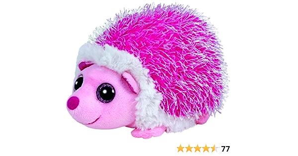 Ty - Erizo de Peluche Regular, 15 cm, Color Rosa (United Labels Comicwa 42124TY): Amazon.es: Juguetes y juegos