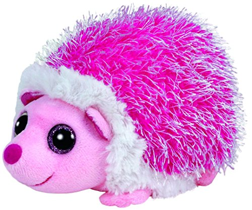 Ty Beanie Babies Mrs. Prickly The Pink Hedgehog Plush (Ty Beanie Babies Fluffy)