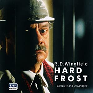 Hard Frost Audiobook
