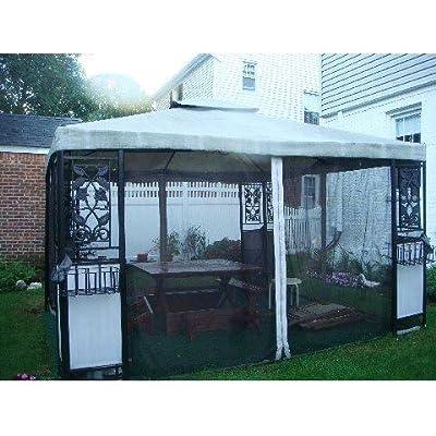 Garden Winds Manchester 12 x 12 Gazebo Replacement Canopy Top Cover : Garden & Outdoor