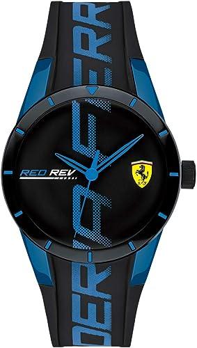 Fer0840027 Gents Watch Scuderia Ferrari Redrev Trendy Amazon De Uhren