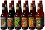 Day of the Dead Beer 12 Bottle Mixed...