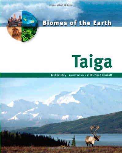 Download Taiga (Biomes of the Earth) pdf