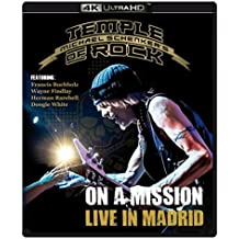 Michael Schenker's Temple Of Rock - On A Mission: Live In Madrid 4k Ultra Hd