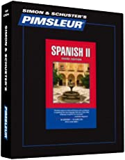 Pimsleur Spanish Level 2 CD: Learn to Speak and Understand Latin American Spanish with Pimsleur Language Programs (Volume 2)
