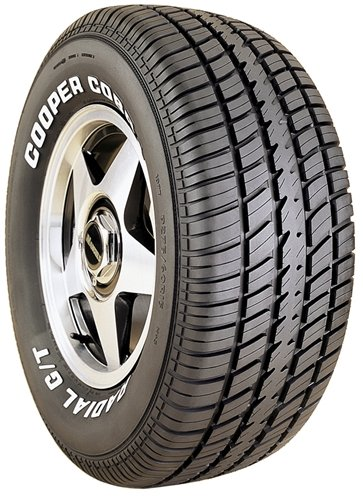 Cooper COBRA G/T All-Season Radial Tire - 255/70-15 108T