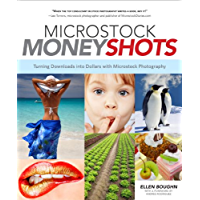 Microstock Money Shots: Turning Downloads into Dollars with Microstock Photography book cover