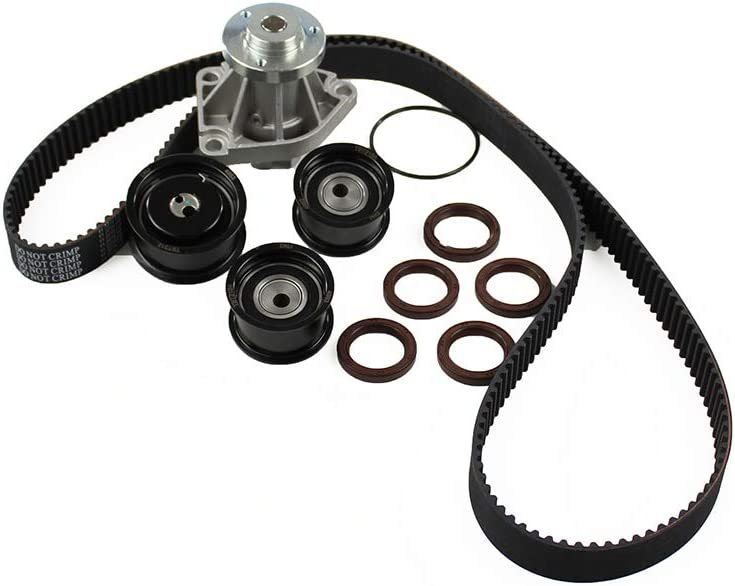 [TBQL_4184]  Amazon.com: DNJ TBK315WP Timing Belt Kit with Water Pump for 1995-2005 /  Cadillac, Saab, Saturn / 9-5, 9000, Catera, CTS, 00, LS2, LW2, L Vue /  3.0L, 3.2L / DOHC / V6 / 24V / 181cid, 197cid / B308E, B308I: Automotive | Cadillac Timing Belt |  | Amazon.com