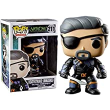 Funko Pop! Television #211 Arrow Deathstroke Unmasked (Hot Topic Exclusive)
