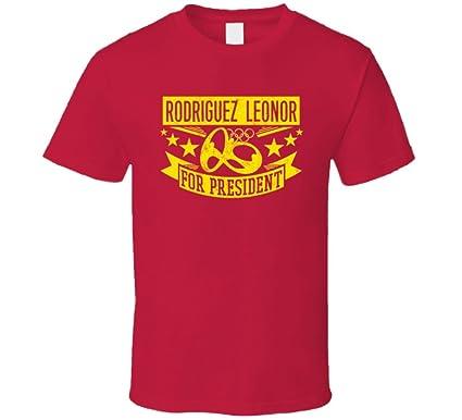 Rodriguez Leonor para Presidente España baloncesto T Shirt ...