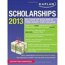 Kaplan Scholarships 2013