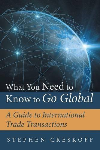 WHAT YOU NEED TO KNOW TO GO GLOBAL