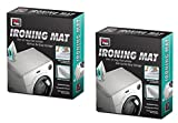 2 PACK Portable Flat Magnetic Heat Ironing Mat