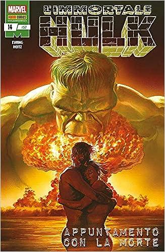 L/'Immortale Hulk N° 3 Panini Comics ITALIANO #MYCOMICS Hulk e i Difensori 46