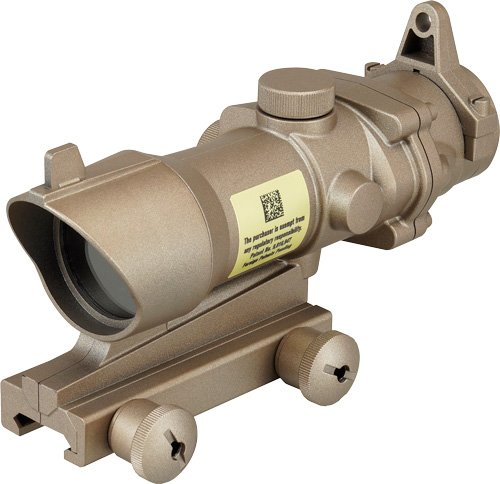 AEG Boys series only 18mm rail for scope zoom