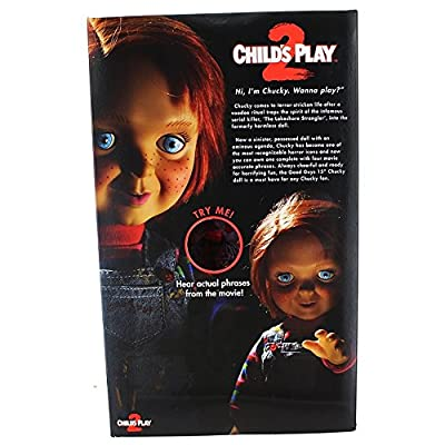 Mezco Toyz Chucky 15