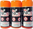 Global PharmaHerb Care NoNico pills Helps to Quit Smoking,Chew Gutkha,Tobacco Habbits Pack-120x3 Bottle