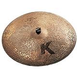 Zildjian K Custom 20-Inch Left Side Ride Cymbal W/3 Rivets