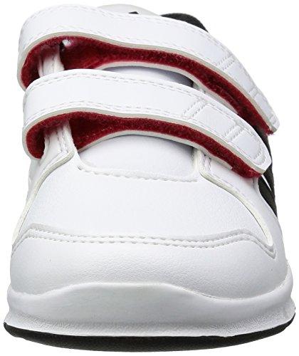 Unisex Adidas I Blanco Zapatillas Trainer 6 CF Rojo LK Azul PZWwqTvO