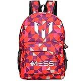 Kayisamo Fc Barcelona Lionel Messi Cosplay Shoulder Bag Backpack School Bag
