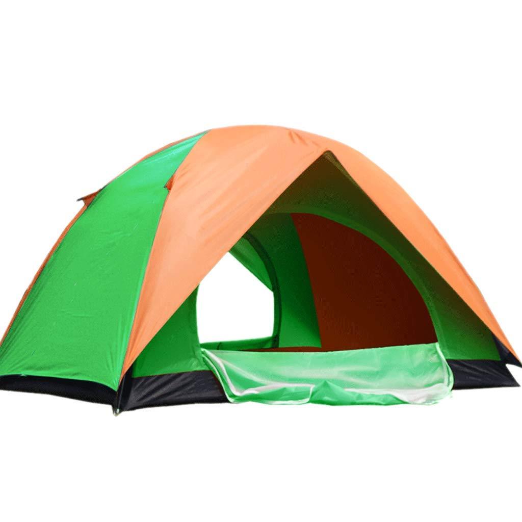 ZL-Tents 2 Personen Zelt Wasserdicht Feuchtigkeitsabweisend Schädlingsbekämpfung Outdoor