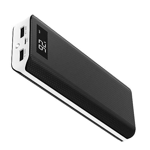 Ashey - Cargador portátil para iPhone 5, 5S, 6, 7, 6S, 8 ...