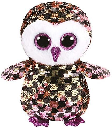 ef3b7d3a0 Ty - Beanie Boos - Flippables Checks Owl /toys