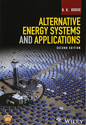 (Alternative Energy Systems and Applications)