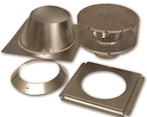 Chimney Pack, 5 Pieces FMI PRODUCTS, LLC Chimney Pipe Accessories CP-8DM