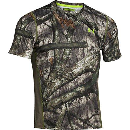 Under Armour Men's UA Tech Short Sleeve Scent Control T-Shirt Size XL