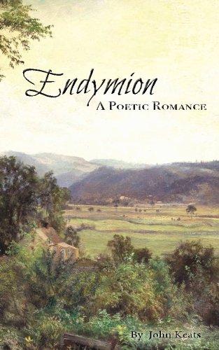 Endymion A Poetic Romance John Keats 9781544925448 Amazon Books