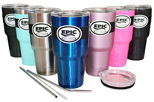 EPIC Tumbler Stainless Vacuum Insulated product image