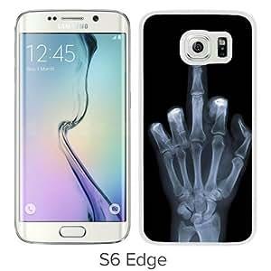 Popular Samsung Galaxy S6 Edge Cover Case ,Funny Xperia Z Wallpapers HD 168 White Samsung Galaxy S6 Edge Phone Case Fashion And Unique Design Cover Case